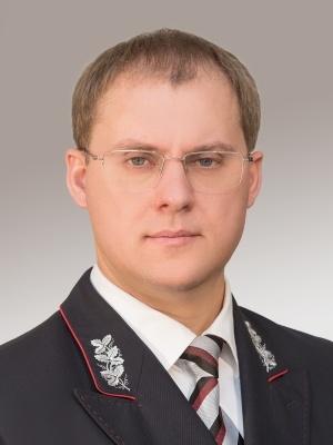 Новый руководитель Свердловской железной дороги Иван Колесников
