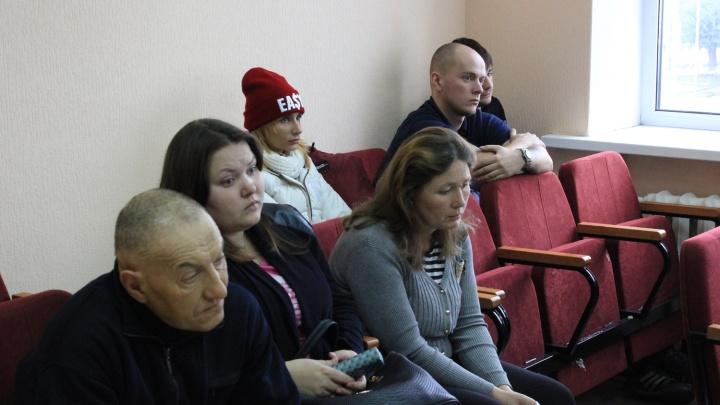 «Почувствовал сильный толчок и упал»: сбитый на Лукашевича дорожник рассказал о смертельной аварии