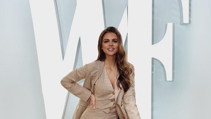 Модель из Соликамска Вики Одинцова стала ведущей проекта New model show на телеканале World fashion