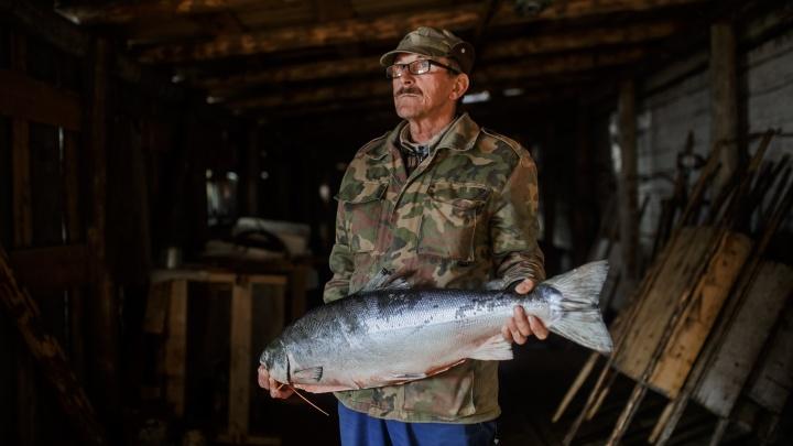«Оптимизм вселяют не покрашенные дома, а люди»: фотограф из Москвы — о жителях поморских деревень