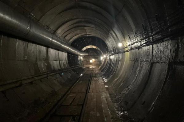 Часть тоннелей красноярского метро не консервировали. Их обслуживание обходится бюджету в 70 миллионов ежегодно