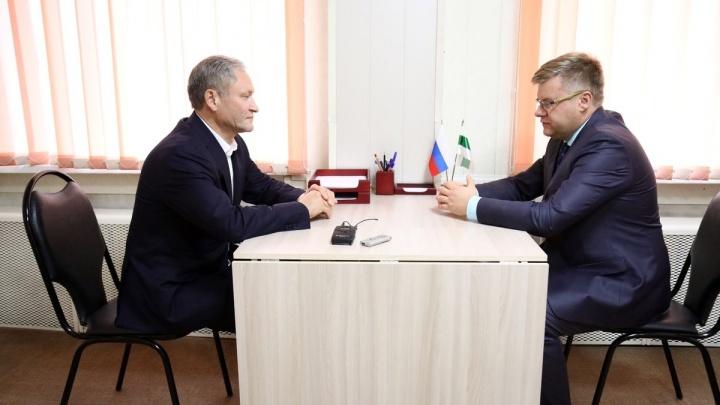 У «Курганмашзавода» есть все, чтобы идти вперед: Алексей Кокорин обсудил перспективы развития завода