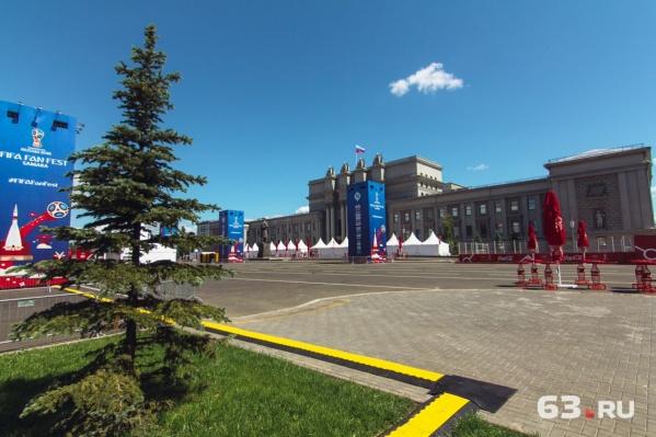 Площадка будет закрыта в течение двух дней