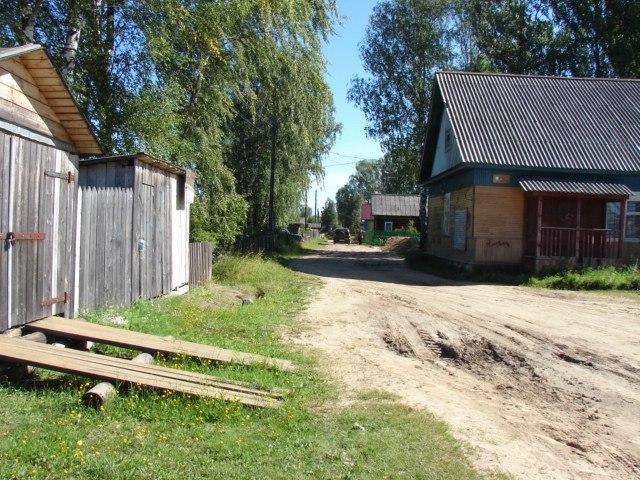 В деревне у Нины Александровны еще много работы