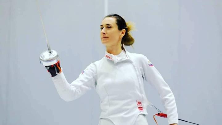 Фехтовальщица из Новосибирска помогла сборной России завоевать серебро чемпионата мира