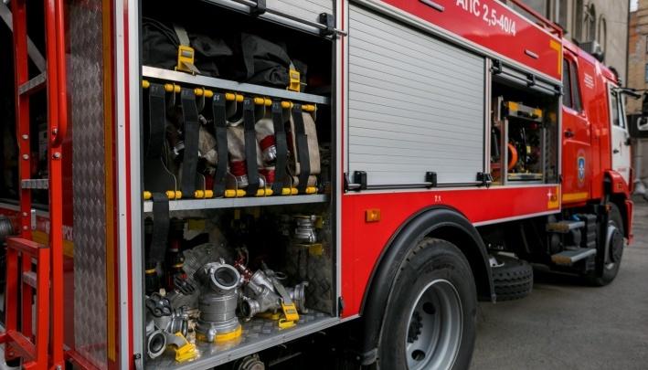 На Новой ночью горело общежитие: эвакуировали 70 человек