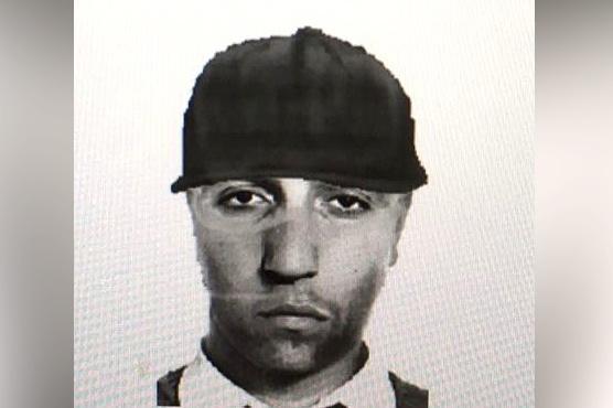 Напал на жертву с ножом: полиция объявила в розыск молодого мужчину