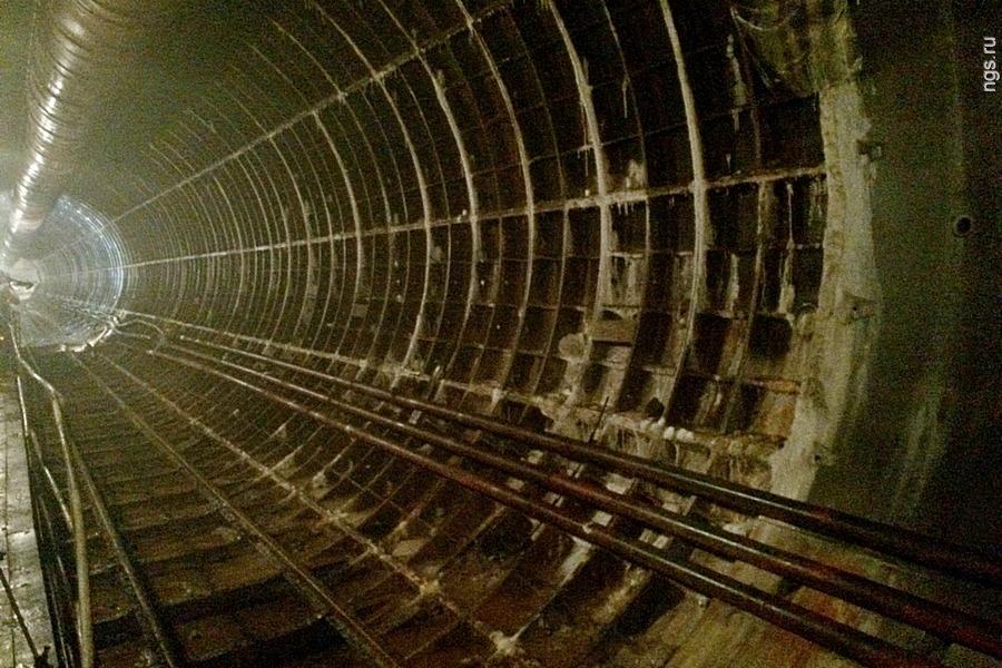 Возобновление проекта возведения метро вКрасноярске обойдется в1 млрд руб.