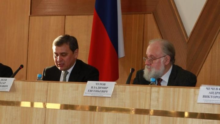 Главу ЦИКа Башкирии хотят переизбрать на новый срок