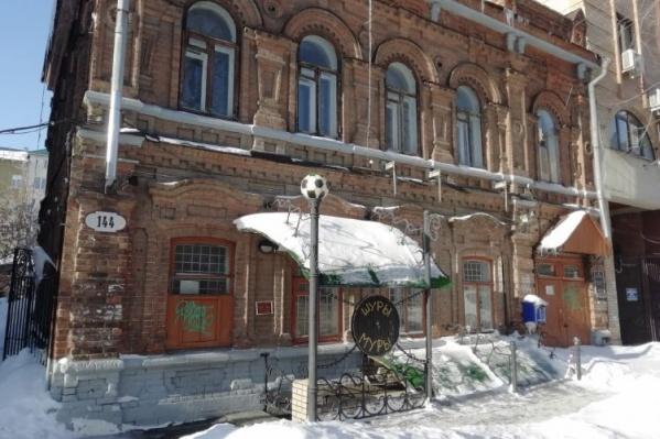 Памятник регионального значения решили отделать под ретро-почту