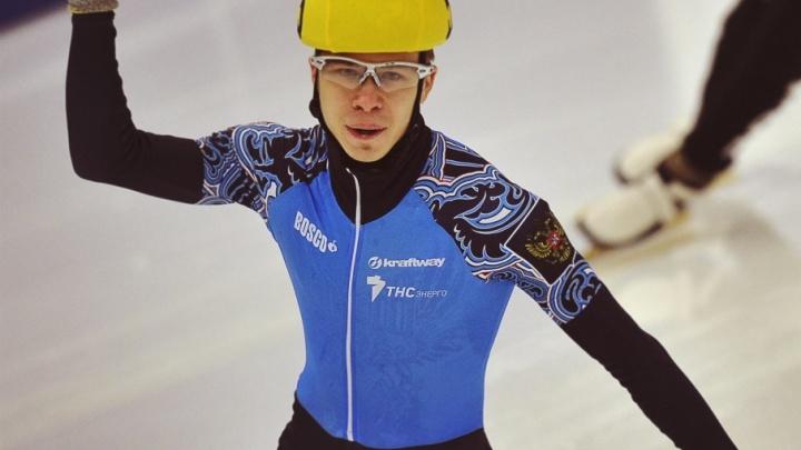 Семен Елистратов стал «выдающимся спортсменом Башкирии»