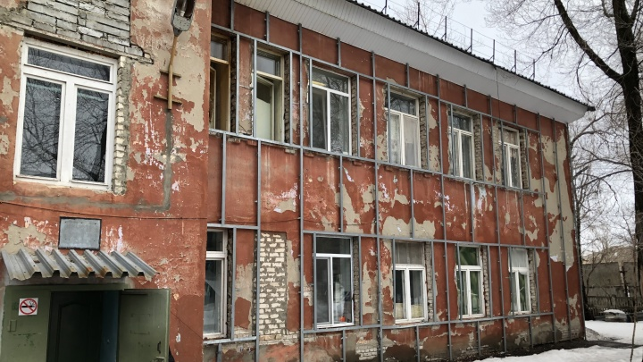 Министра здравоохранения Самарской области позвали в диспансер, который не ремонтировали 10 лет