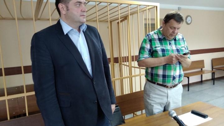 Обвинение требует посадить экс-мэра Переславля на два года