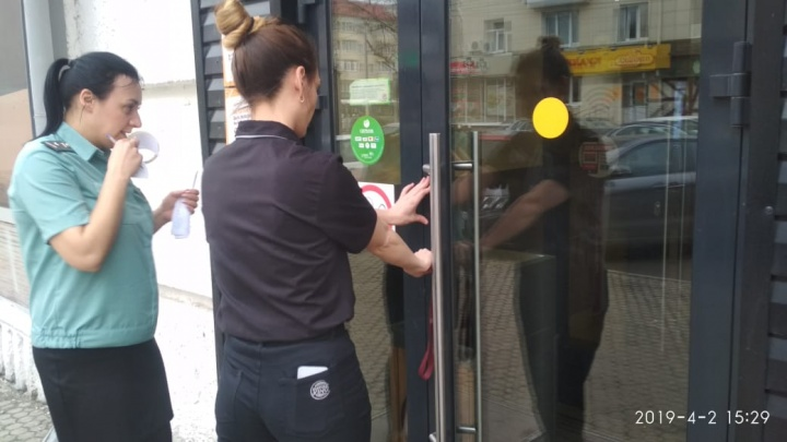 Переходим на правильное питание: в Уфе закрыли ресторан «Бургер Кинг»