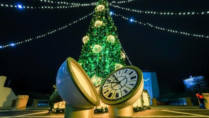 Рождественские колядки, волшебный Незнайка и чудеса: где можно погулять в Ростове на Рождество