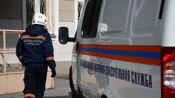 Спасатели расчистили заторы на Галущака: Новосибирск защищают от затопления