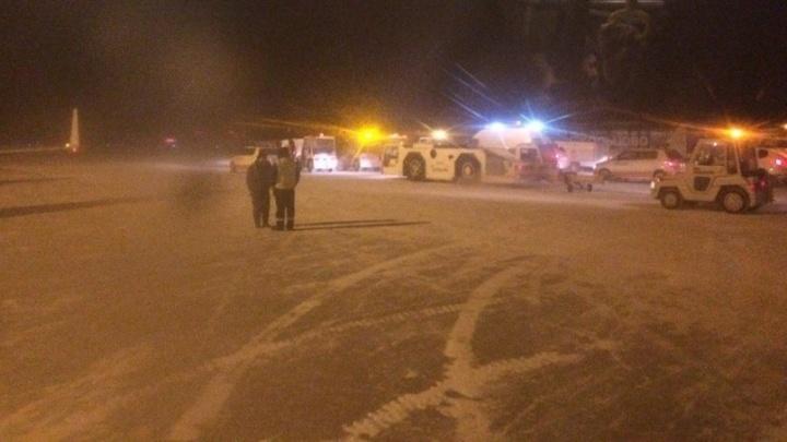 Росавиация: Boeing в аэропорту Кольцово выкатился за пределы полосы из-за ошибки пилота