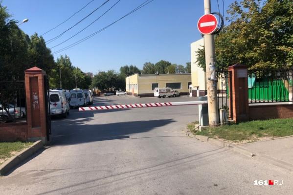 Ростовское отделение скорой помощи