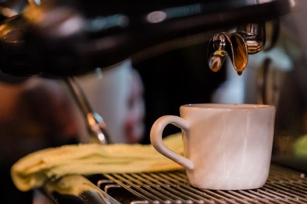 У 58% пермяков на работе есть кофемашина