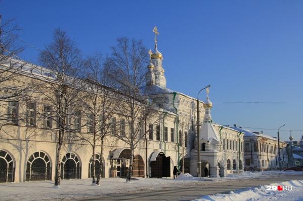 Обучать звонарскому делу будут в историческом месте Архангельска — Соловецком подворье