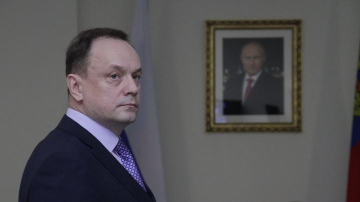 Замгубернатора Кузбасса ушел в отставку