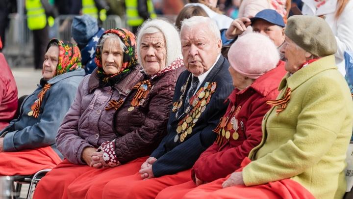 В Прикамье ветераны получат по пять тысяч рублей ко Дню Победы