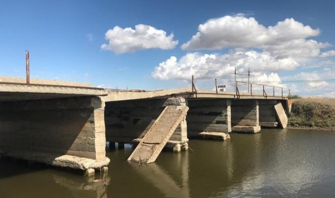 В Волгоградской области объявлен конкурс на реконструкцию аварийного моста