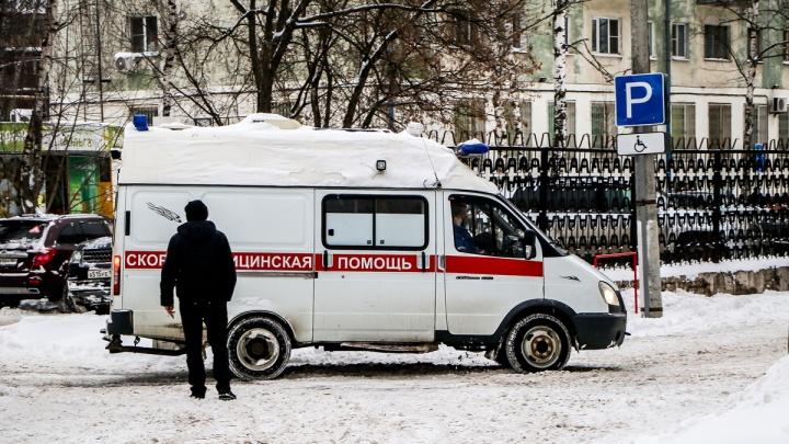 Китайского хоккеиста с вирусной инфекцией госпитализировали в Нижнем Новгороде