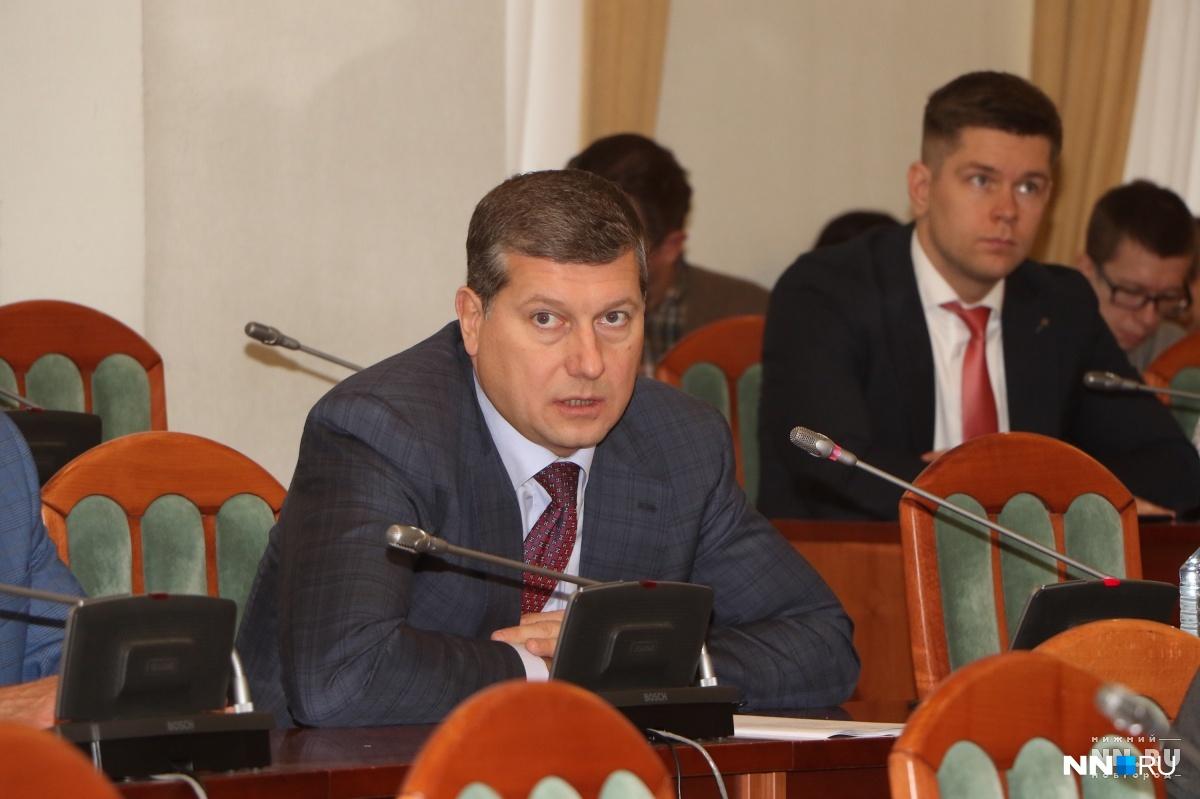 Нижегородский парламент пока непланирует лишать полномочий арестованного вице-спикера