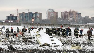 МАК назвал причины крушения Boeing в Ростове-на-Дону