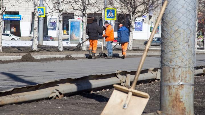На компанию, ответственную за уборку улиц Архангельска, завели уголовное дело