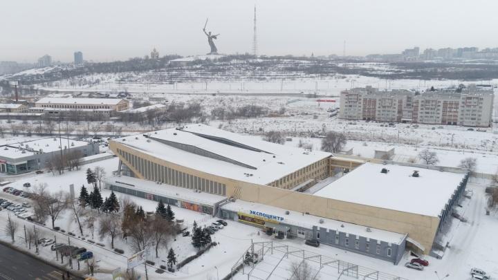 В Волгоградской области сильный ветер принесёт потепление