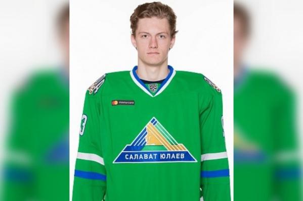 Последние два сезона Елизаров выступал в Западной хоккейной лиге
