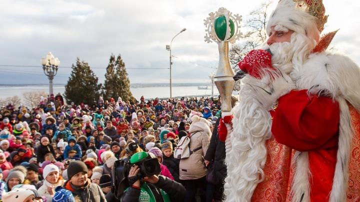 К Новому году 112 тысяч волгоградских детей получат сладостей на 18 миллионов рублей