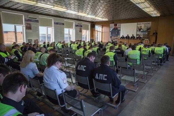 Автоинспекторы выписывали водителям штрафы по тысяче рублей