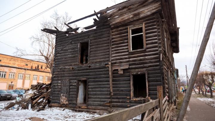 Ветхую усадьбу у «Локомотива» удалось уберечь от сноса под новую многоэтажку