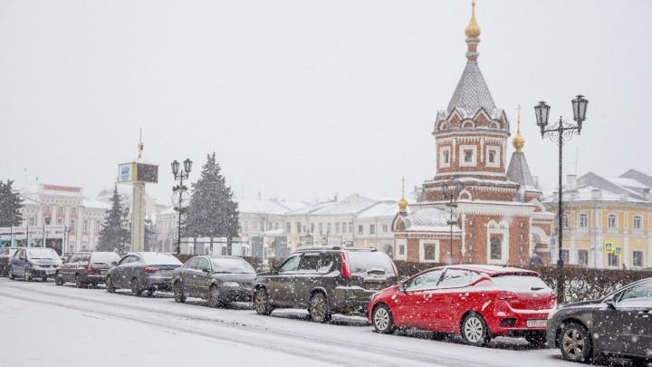 В Ярославле центральные улицы города перекроют почти на месяц