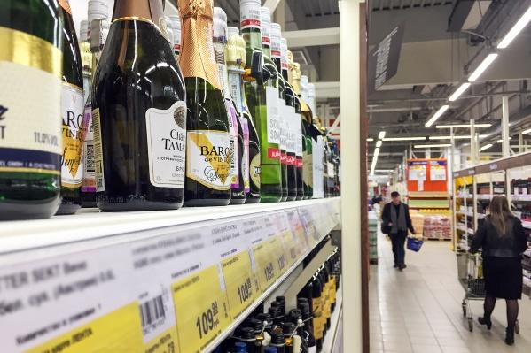 По уровню любви к алкоголю Ростов занял 11-ю строчку в федеральном рейтинге