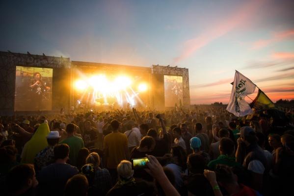 Фестиваль будет проходить три дня и две ночи
