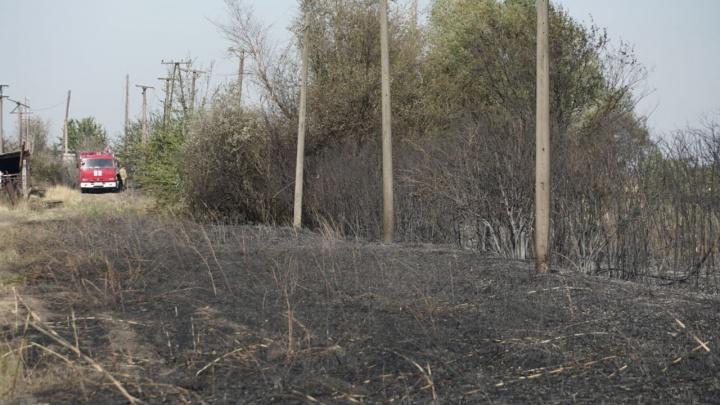 Тушили всю ночь: пожар в Кумженке ликвидирован