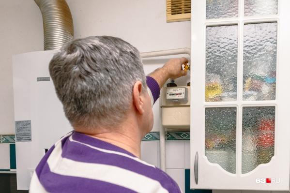 В домах, которые попали в эпицентр отключения, нужно перекрыть газовые краны