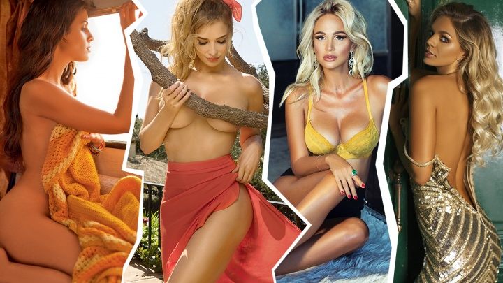 Четыре дончанки попали в число самых сексуальных женщин России по версии журнала MAXIM