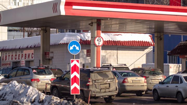 Самарская область попала в рейтинг регионов с самым дорогим бензином