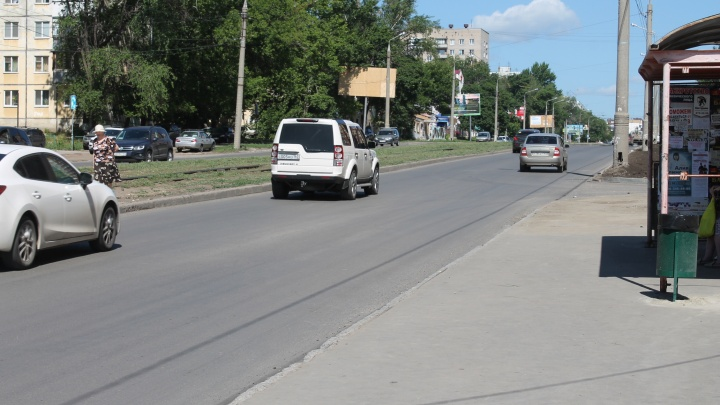 «Щебень рассыпался в песок»: в Самаре отремонтировали Ново-Вокзальную