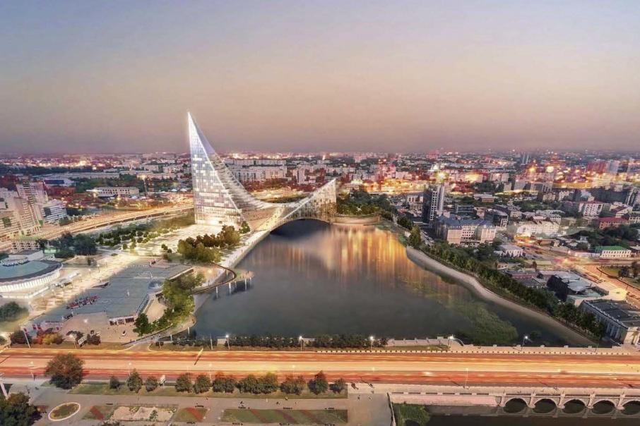 Стоимость строительства конгресс-холла оценивается в 9 миллиардов рублей