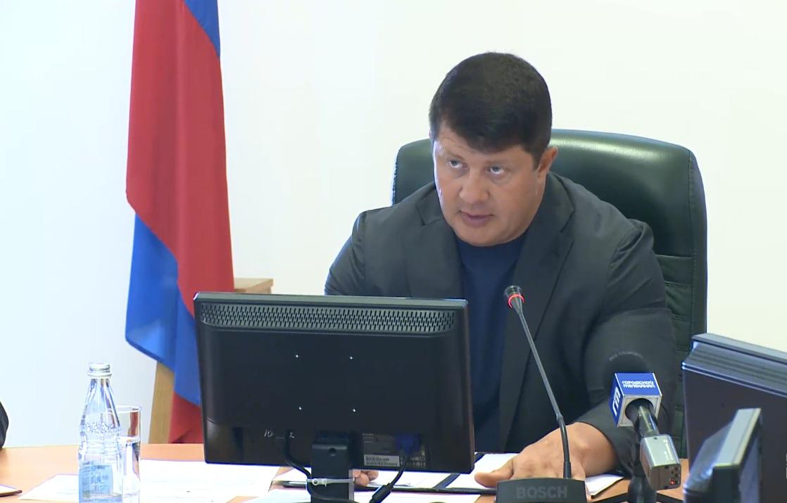 Владимир Слепцов снова пригрозил главам увольнениями