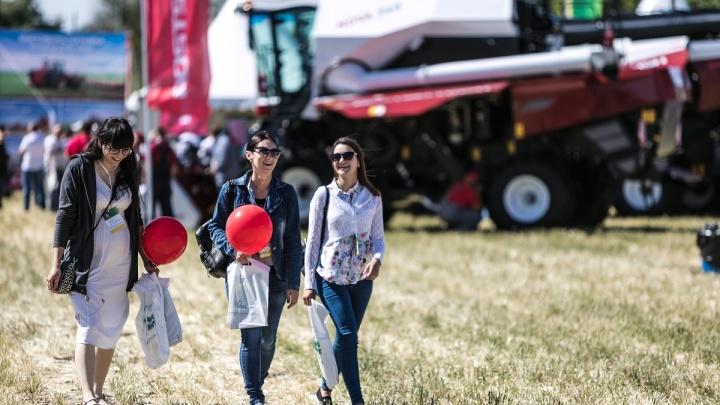 Новая сельхозтехника и большой праздник: 6–7 июня в Ростовской области пройдет «День донского поля»