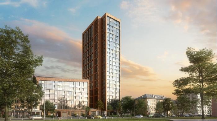 В доме бизнес-класса на Первомайской, 60 будет всего 154 квартиры