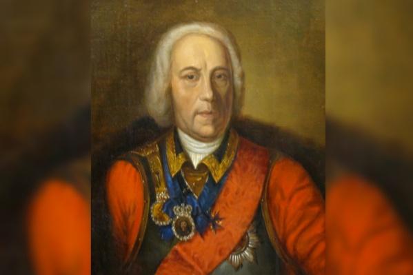 Один из основателей Екатеринбурга родился в Саксонии
