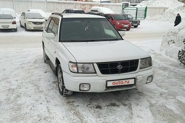 Subaru Forester, 1999 год